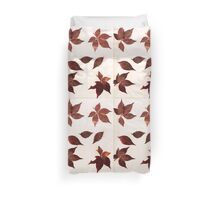 Autumn celebration Duvet Cover