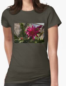 Vivacious Christmas Cactus Bloom T-Shirt