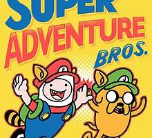 Super Adventure Bros by TimonPower77