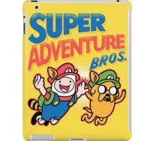 Super Adventure Bros iPad Case/Skin