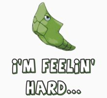 Metapod Hard by SpiderDann