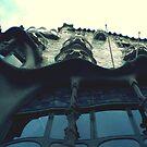 Gaudi - Barcelona by Ashli Amabile
