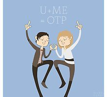 U+ME=OTP 11xRIVER by nickelcurry
