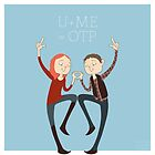 U+ME=OTP AMYxRORY by nickelcurry
