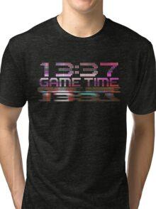 Future Game Time 13:37 Tri-blend T-Shirt
