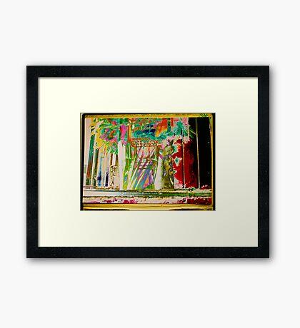 ★★★★★ Sailing to Noa Noa in  Tahiti - self portrait . Tribute to Eugène Henri Paul Gauguin . by Brown Sugar. Views 943 , featured by (2) . Thx! featured in Avant-Garde Art. Framed Print