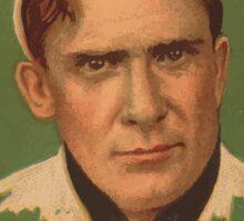 Benjamin K Edwards Collection Charles S Dooin Philadelphia Phillies baseball card portrait Sticker