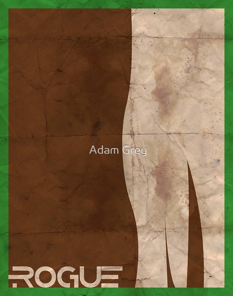 Minimalist Rogue by Adam Grey
