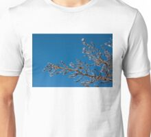 Mother Nature's Christmas Decorations - Shiny Ice Baubles  Unisex T-Shirt