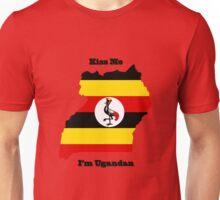 Kiss Me I'm Ugandan Unisex T-Shirt
