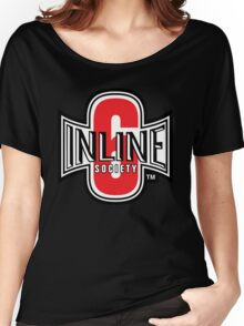 Inline 6 Society - Design #2 Women's Relaxed Fit T-Shirt