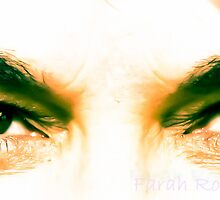 The Eyes of a Gypsy by Farah  Rose