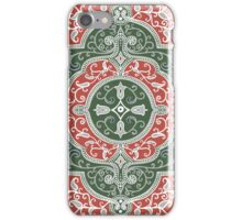 Eastern rectangular pattern iPhone Case/Skin