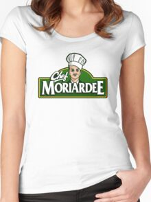 Chef Moriardee Women's Fitted Scoop T-Shirt