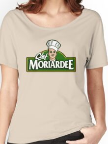 Chef Moriardee Women's Relaxed Fit T-Shirt