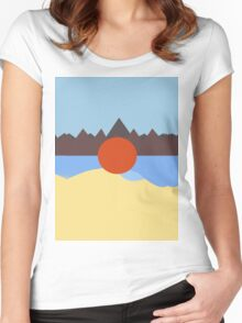 Childish Gambino - Kauai Women's Fitted Scoop T-Shirt