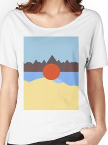 Childish Gambino - Kauai Women's Relaxed Fit T-Shirt