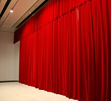 Theater stage curtains by luissantos84