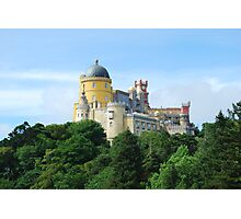 Pena Palace Photographic Print