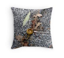 Granite Still Life Throw Pillow
