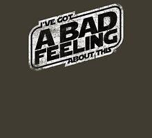 That Same Old Feeling (Black on White) Unisex T-Shirt