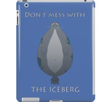 Iceberg Seal iPad Case/Skin