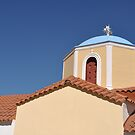 Greek church by luissantos84