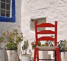 Greek chair by luissantos84