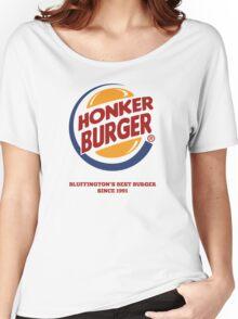 Honker Burger Women's Relaxed Fit T-Shirt