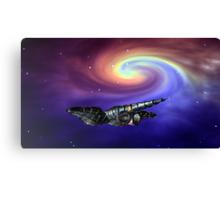 Vortex Explorer Canvas Print