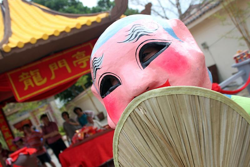 Chinese New Year Da Tou Wa Wa (Big Head Doll) by jacobmoss