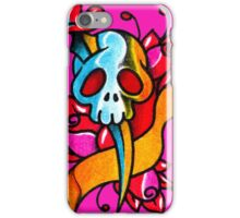 Skull & Dagger iPhone Case/Skin