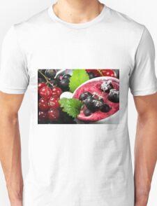 Black Currant Parfait T-Shirt