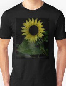 Halo of a Sunflower Unisex T-Shirt