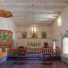 Inner Sanctuary at La Purisima Concepcion by Brendon Perkins