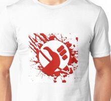 Don't Panic Paint Splat Unisex T-Shirt