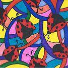 Ladybugs by Deb Coats