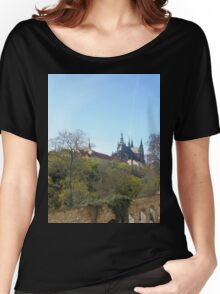 Saint Vitus Cathedral Women's Relaxed Fit T-Shirt