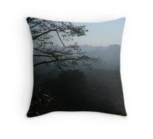Northern Vietnam Throw Pillow