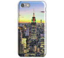 New York City Manhattan Skyline iPhone Case/Skin