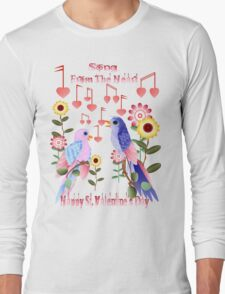 Love Notes From The Heart Long Sleeve T-Shirt