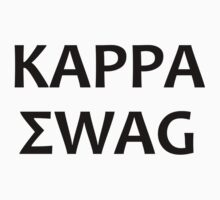 Kappa Swag by GabeForsell