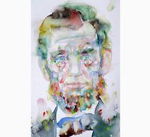 ABRAHAM LINCOLN - watercolor portrait.2 Unisex T-Shirt