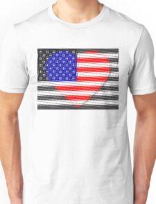 United States Flag T-shirt Unisex T-Shirt
