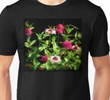 Different Tones of Pink Unisex T-Shirt