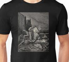 Divine Comedy|Gustave Dore Unisex T-Shirt