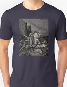 Divine Comedy Gustave Dore T-Shirt
