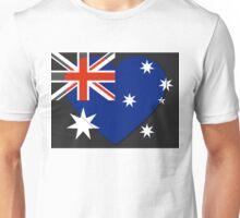 Australia Flag T-shirt Unisex T-Shirt