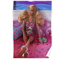 Relaxing Barbie - 2012 Poster