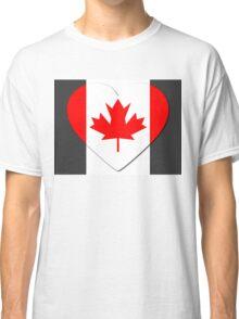Canada Flag T-shirt Classic T-Shirt